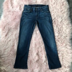 Citizens of Humanity Emannuelle Slim Boot Jeans 26